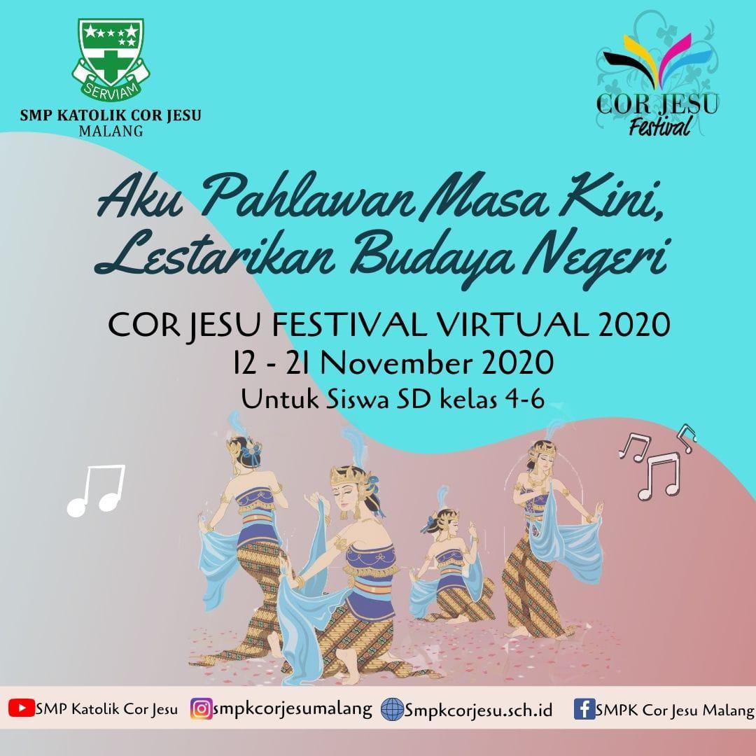 Cor Jesu Festival 2020